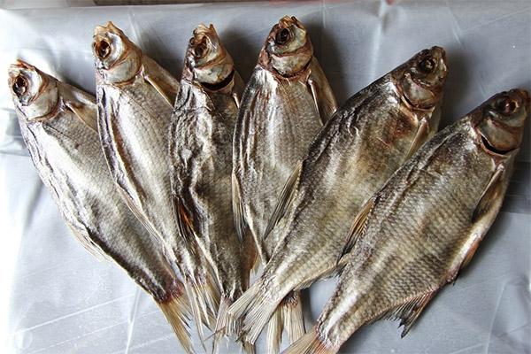 Чем полезна сушеная и вяленая рыба