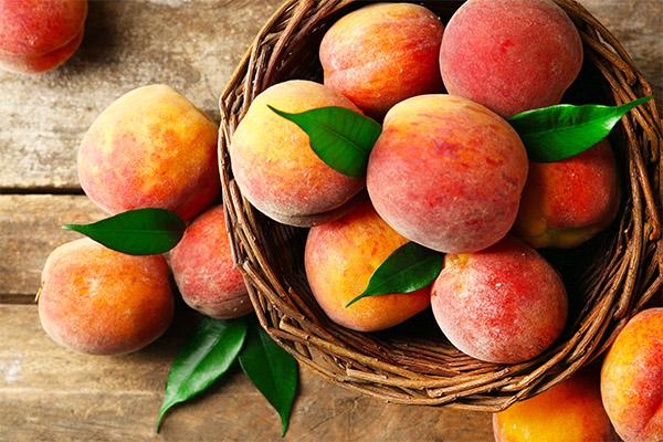 Интересные факты о персиках