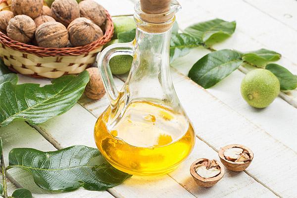 Использование масла грецкого ореха в кулинарии