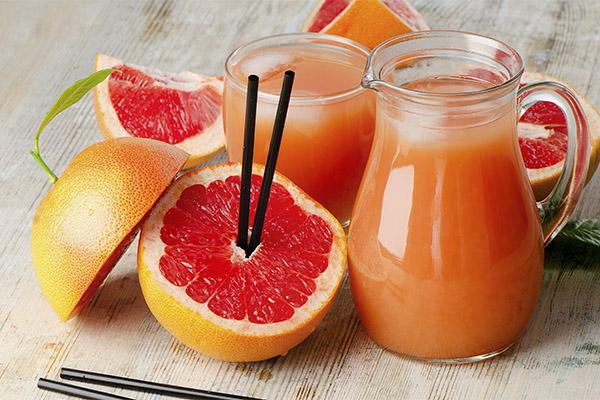 Как сделать грейпфрутовый сок