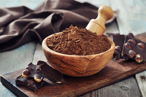 Как сделать шоколад из кэроба