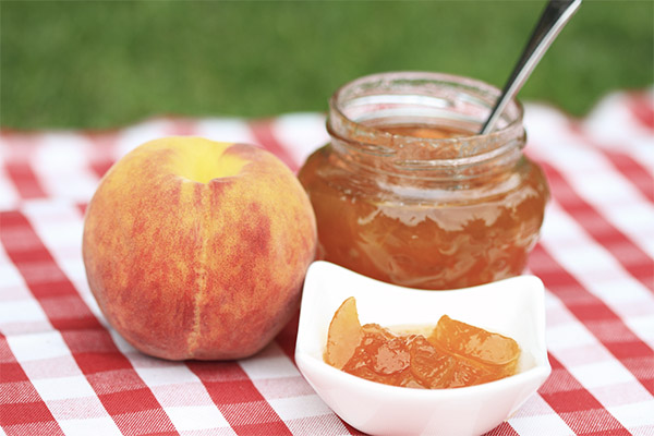 Как сварить варенье из персиков