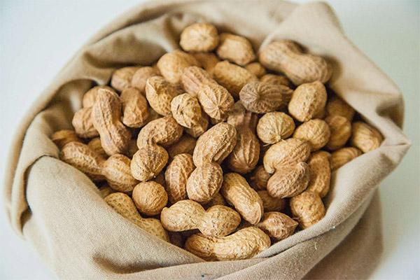Как выбрать и хранить арахис
