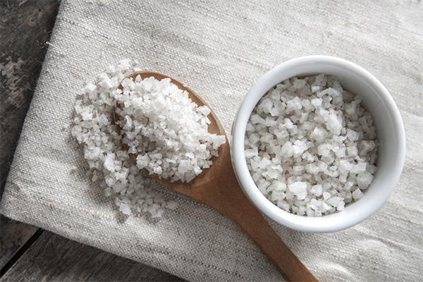 Как выбрать и хранить морскую соль