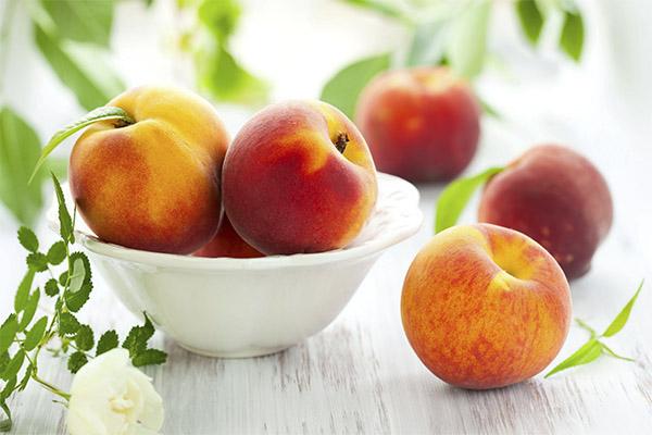 Как выбрать персики для варенья