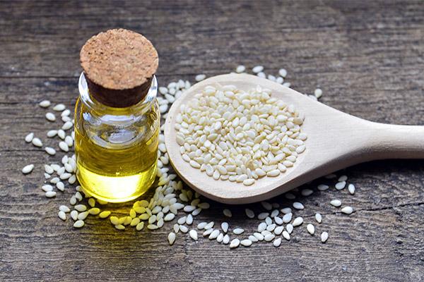 Кунжутное масло в медицине