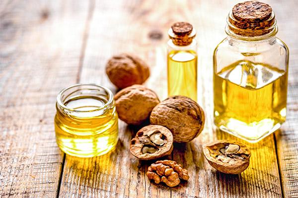 Масло грецкого ореха в медицине