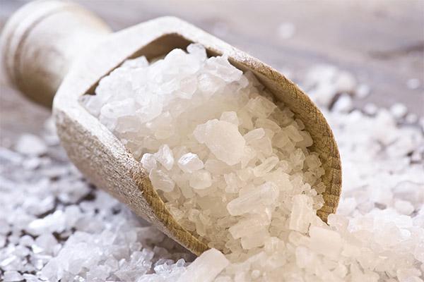 Морская соль в медицине