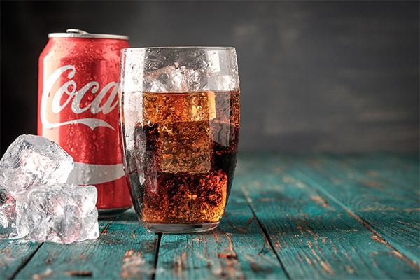 Польза и вред кока-колы