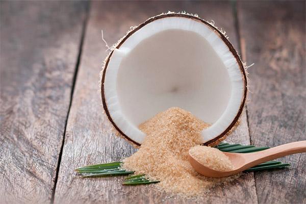 Польза и вред кокосового сахара
