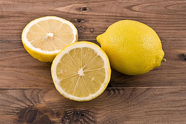 Применение лимона в быту