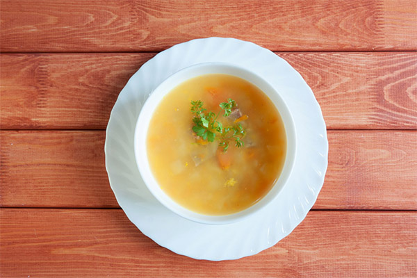 Сколько можно хранить гороховый суп