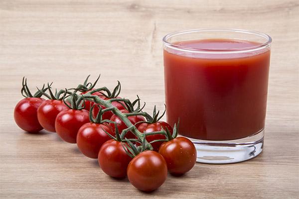 Чем полезен томатный сок