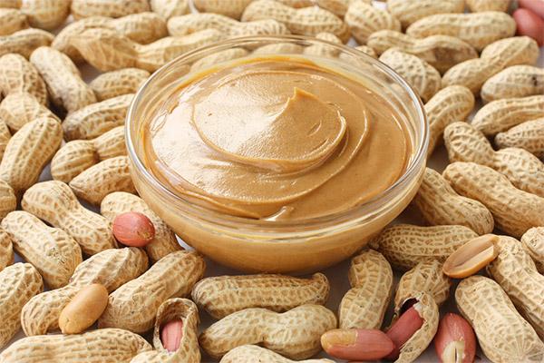 Что можно сделать из арахисовой пасты