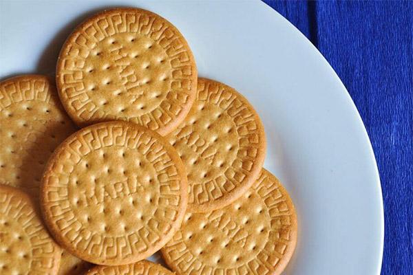 Галетное печенье в медицине