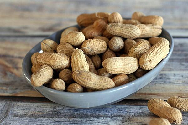 Интересные факты о арахисе