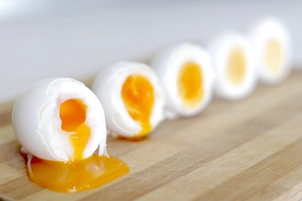 Яйца всмятку в медицине