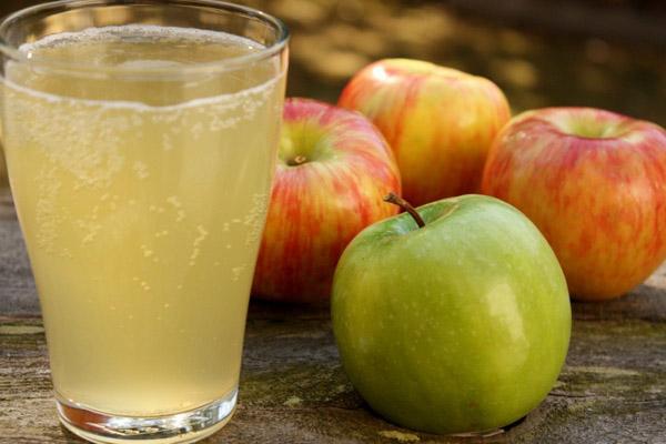 Как хранить яблочный сидр