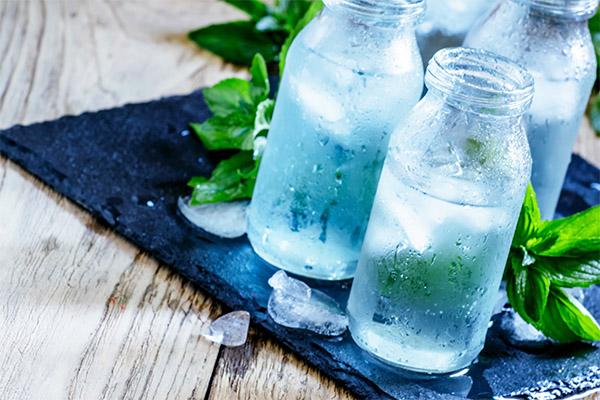 Как хранить талую воду
