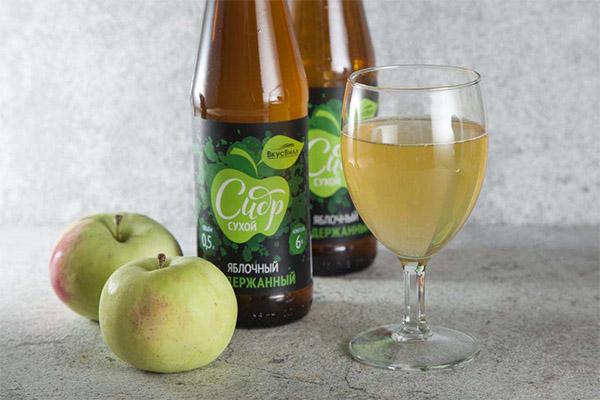 Как правильно пить яблочный сидр