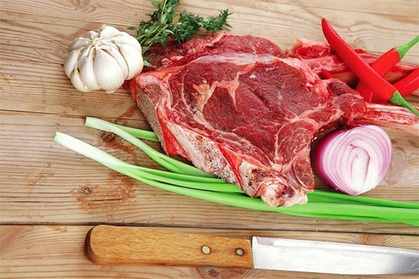 Как приготовить козье мясо