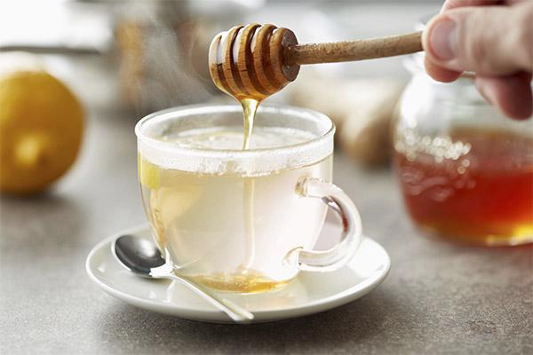 Как приготовить медовую воду