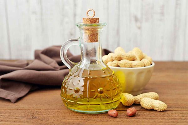 Как принимать арахисовое масло в лечебных целях