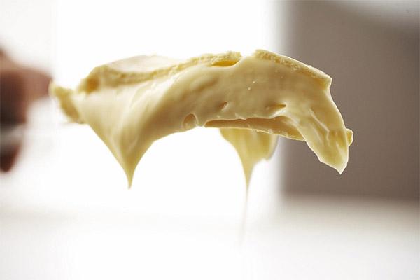 Как растопить плавленый сыр