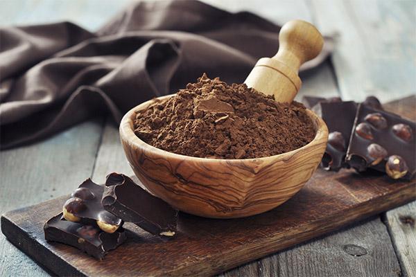 Как сделать шоколад из какао-порошка