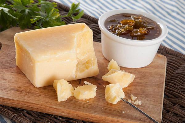 Как сделать сыр пармезан