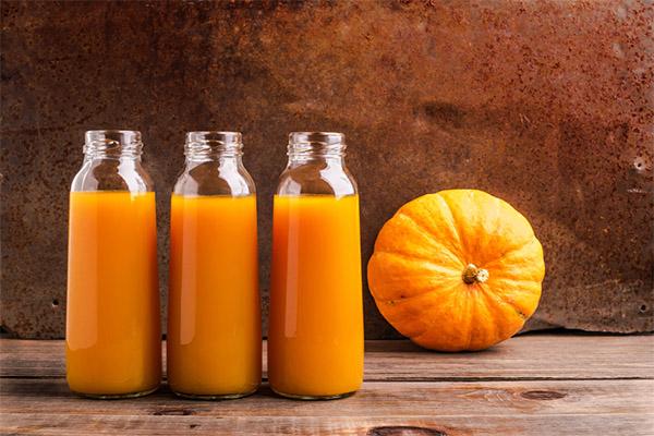 Как сделать тыквенный сок