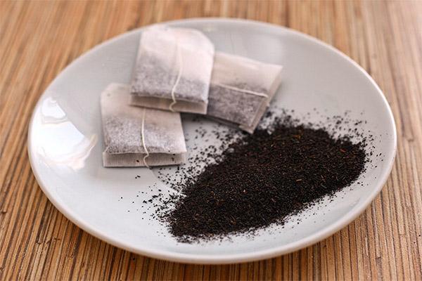 Как выбрать и хранить чай в пакетиках