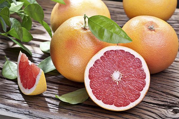 Как выбрать и хранить грейпфрут