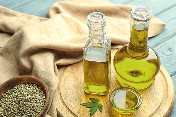 Как выбрать и хранить конопляное масло