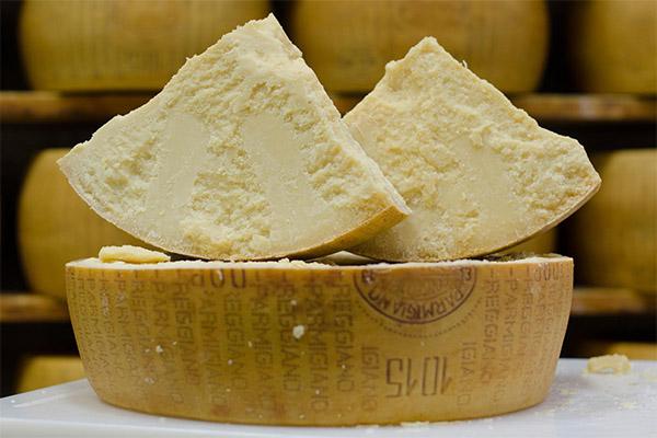 Как выбрать и хранить сыр пармезан