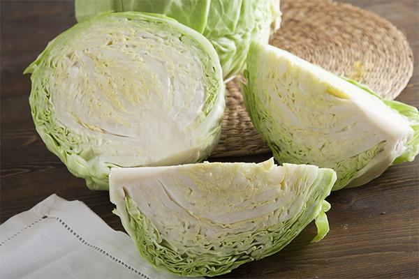 Как выбрать капусту для сока