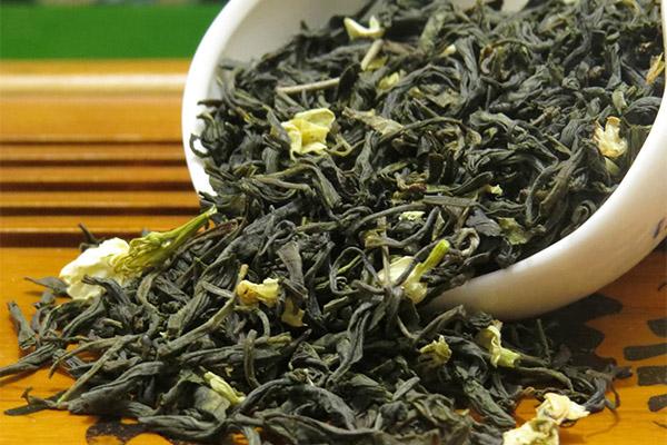 Лучшие сорта зеленого чая с жасмином