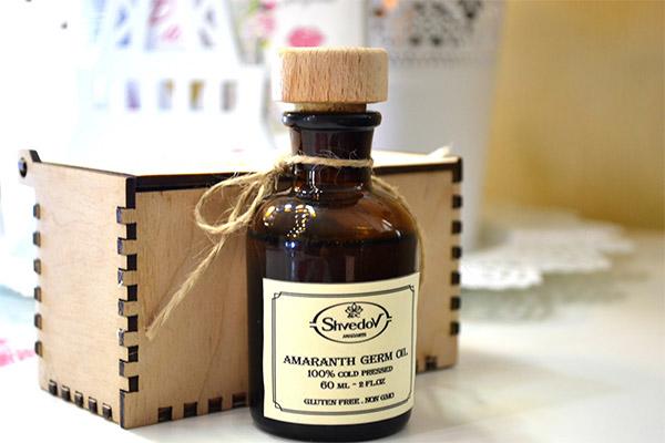 Полезные свойства амарантового масла