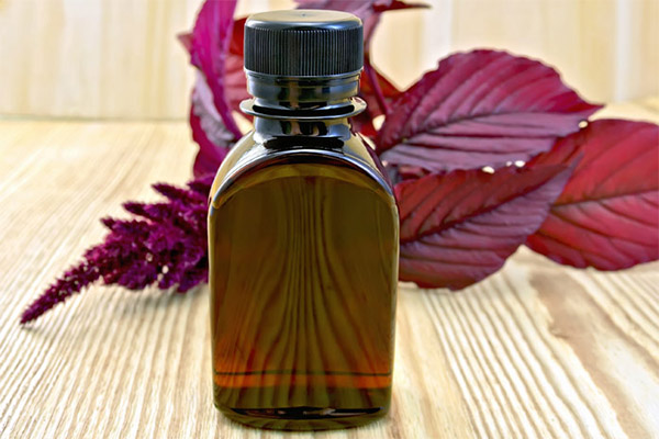 Польза и вред амарантового масла