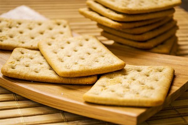 Польза и вред галетного печенья