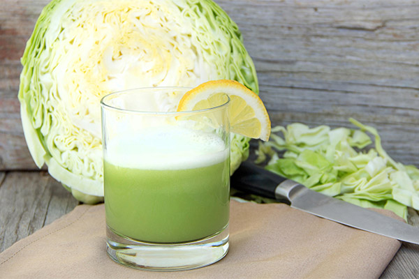 Польза и вред капустного сока