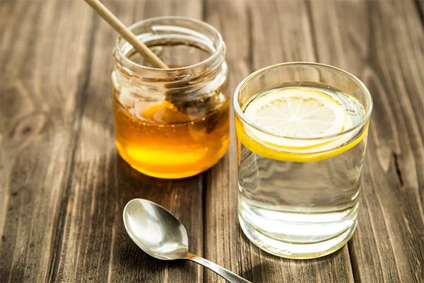 Рецепты медовой воды с различными добавками