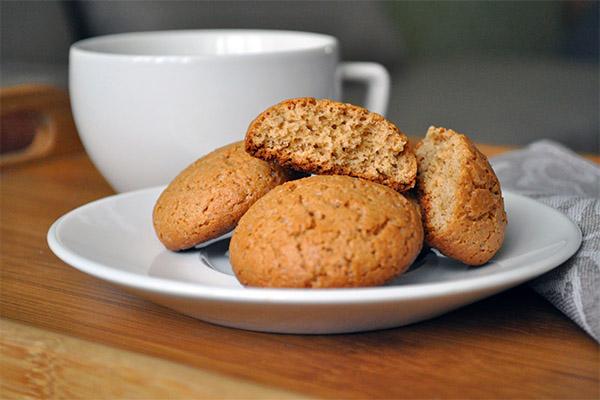 Сколько можно есть в день овсяного печенья
