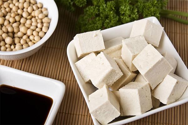 Сыр тофу в медицине