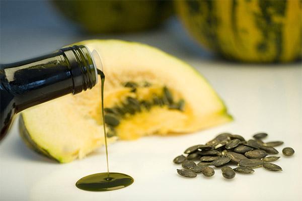 Тыквенное масло при похудении
