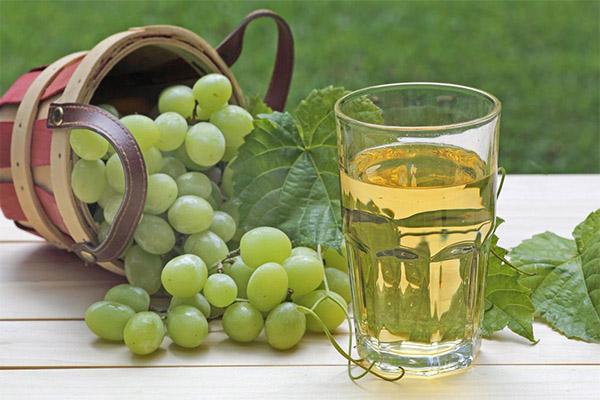 Виноградный сок в медицине