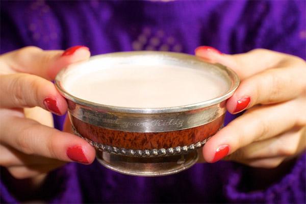 Чем полезен калмыцкий чай