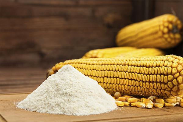 Чем полезен кукурузный крахмал