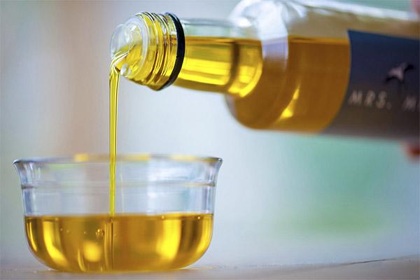 Использование рапсового масла в кулинарии