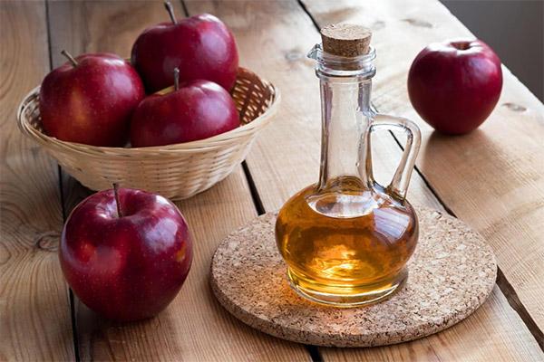 Яблочный уксус в медицине